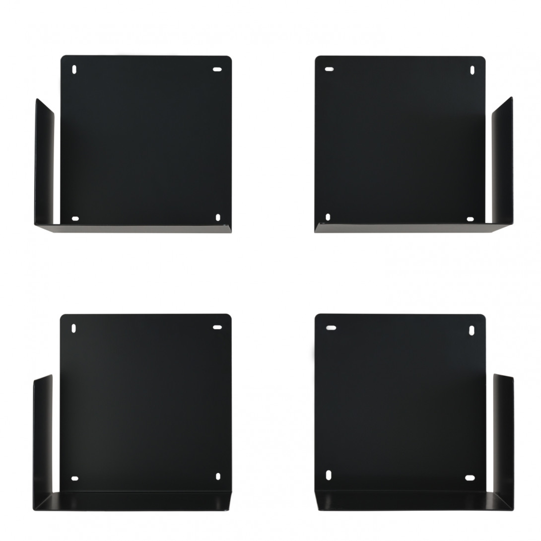 Set of four wall shelves SQUIRE FUR0271