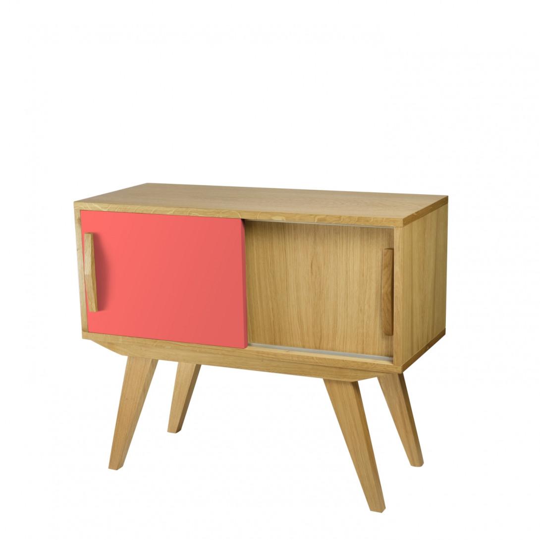Cabinet PRL pink brown FUR0213 - gie el
