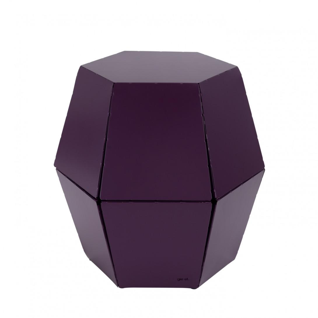 Side table HEXA I plum FCT0322 - gie el