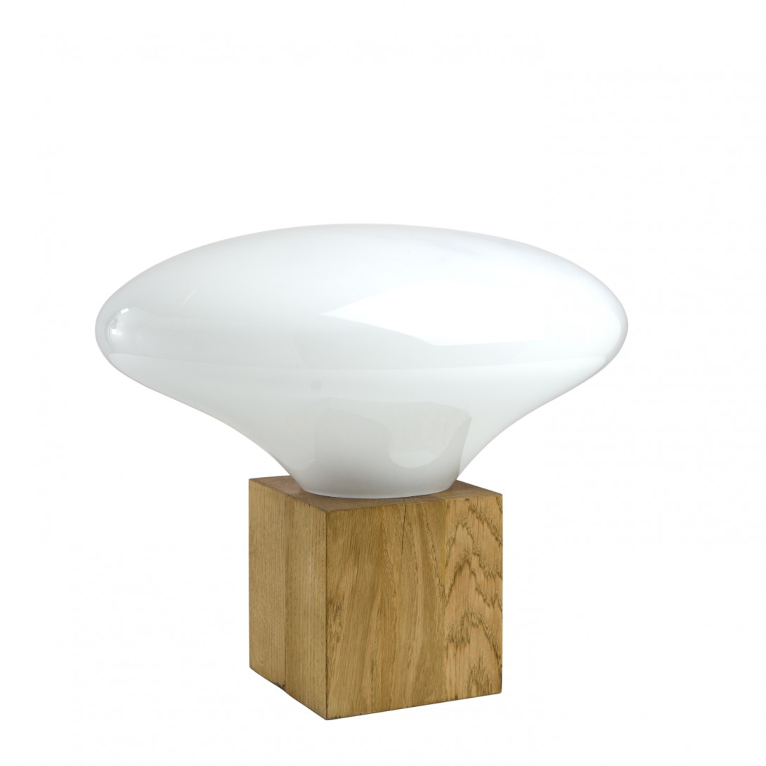 Table lamp COCOON white LGH0614