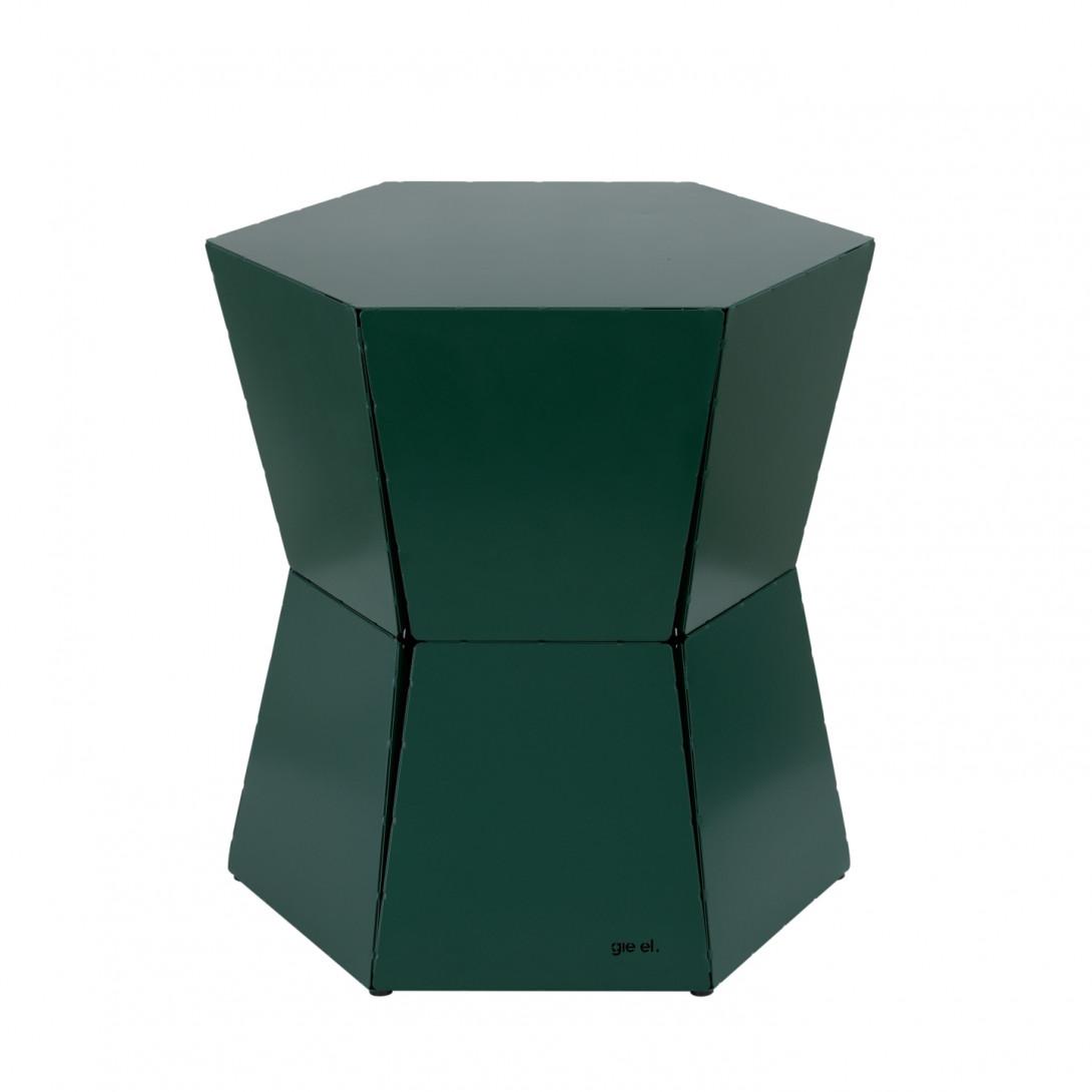 Stolik pomocniczy HEXA II zielony FCT0331