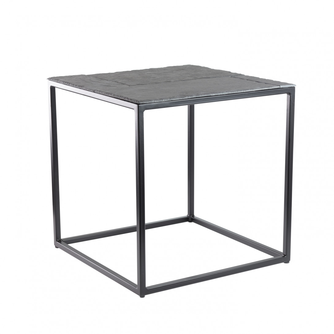 Coffee table ZEN A-3 black frame FCT0271
