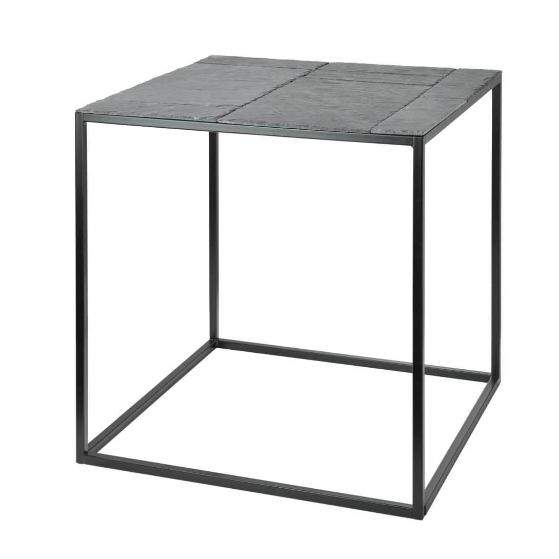 Coffee table ZEN A-4 black frame FCT0270 - gie el