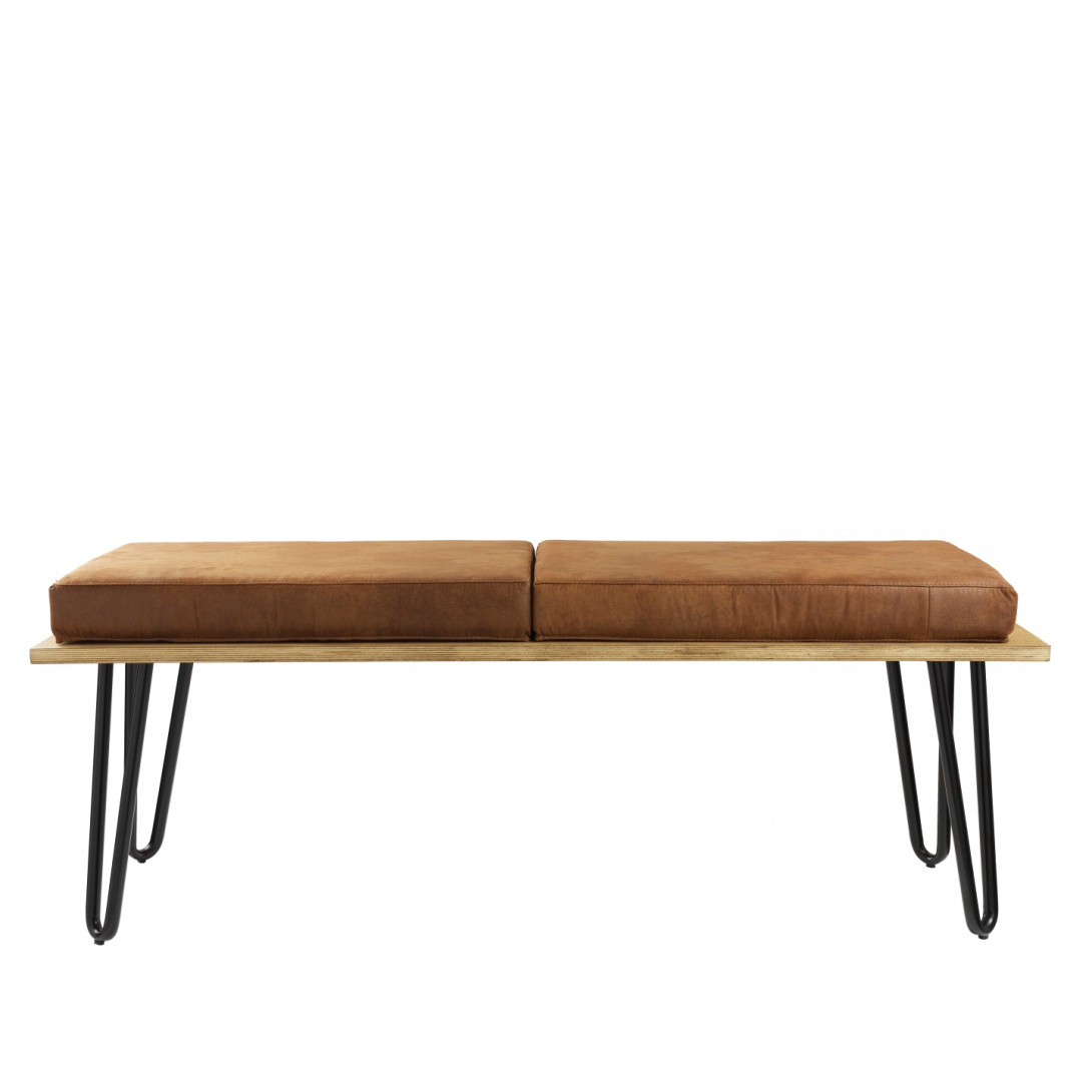 CORGI bench in brown&black FST0251