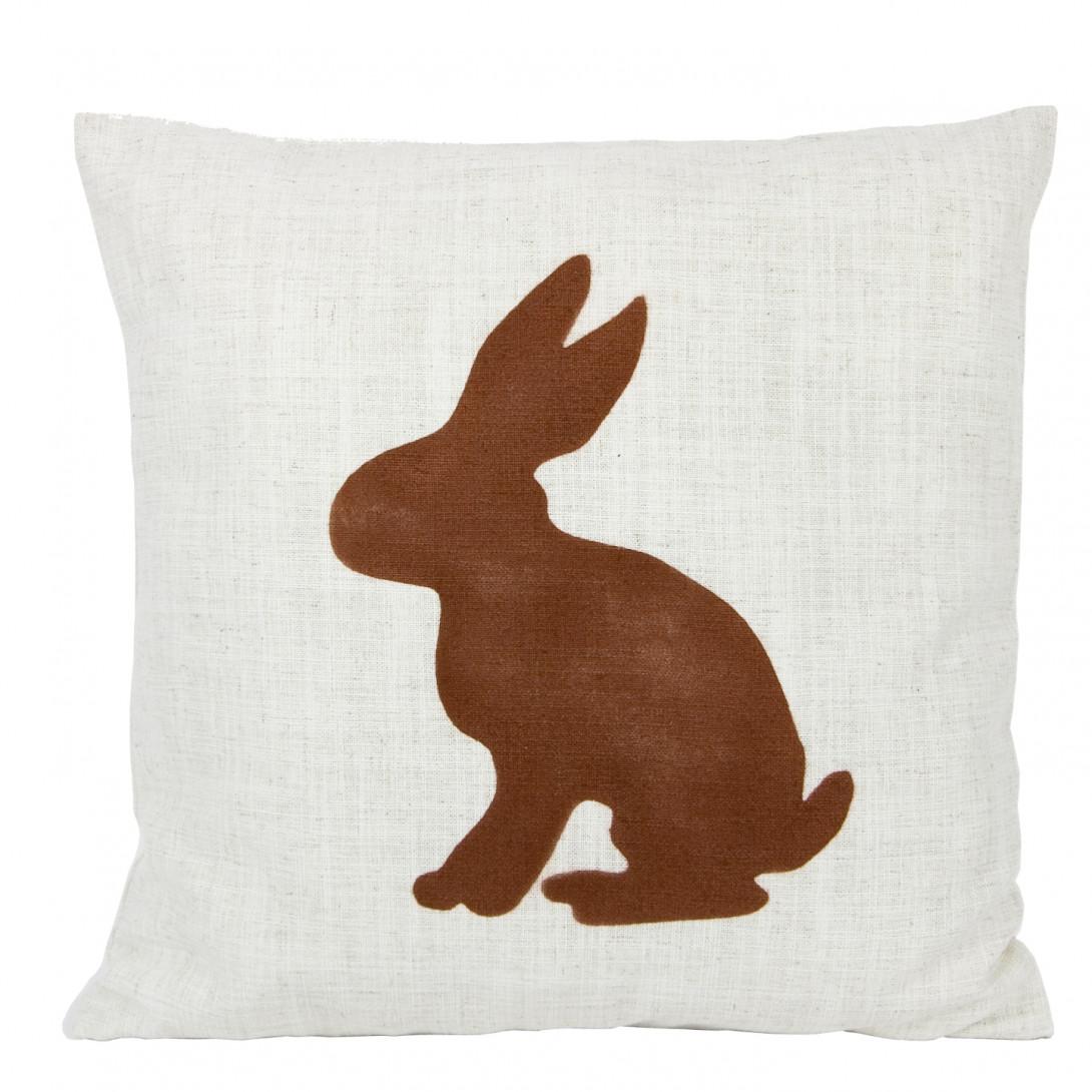 Decorative cushion RABBIT APL0080