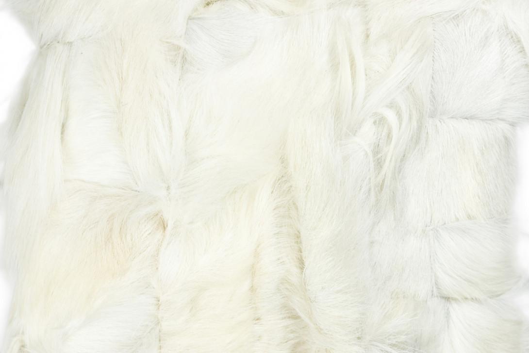 Decorative cushion WHITE GOAT APL0021