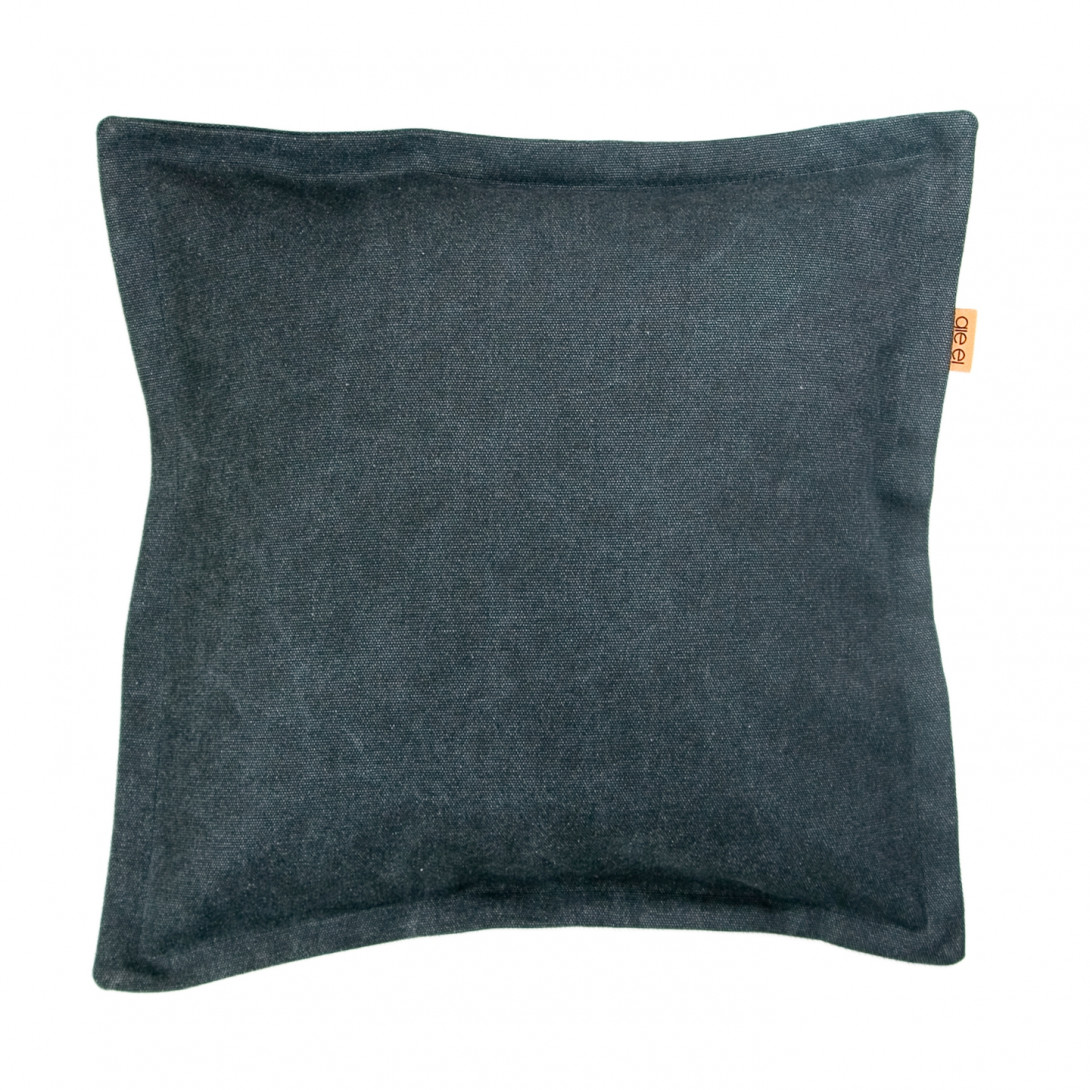 Decorative cushion JEANS black APL0110