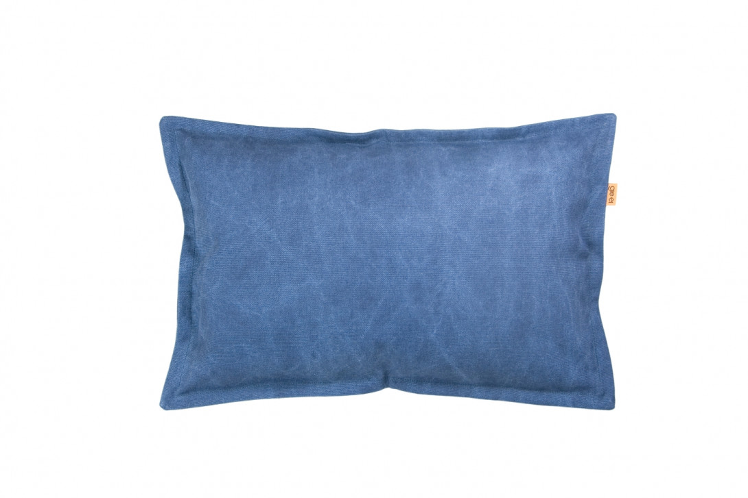 Decorative cushion JEANS navy blue APL0100 - gie el
