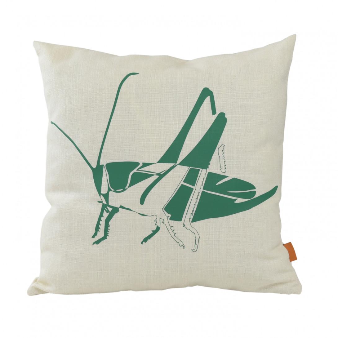Decorative cushion GRASSHOPPER APL0152