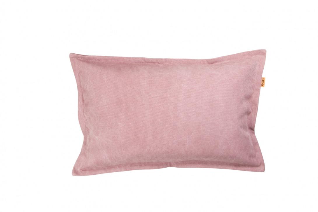 Poduszka dekoracyjna JEANS różowa APL0101 - gie el