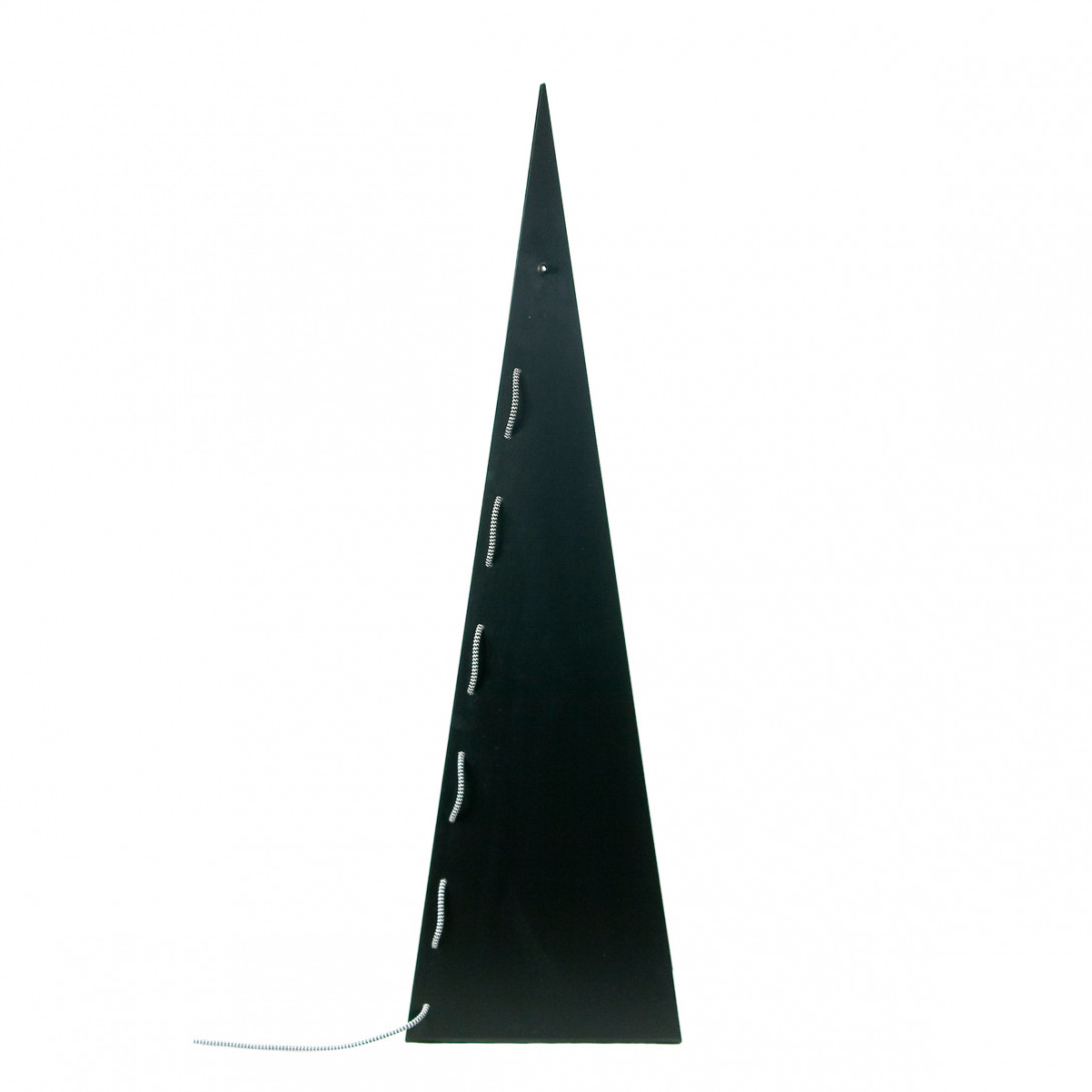 Lampa podłogowa stalowa ARROW BIG czarna LGH0350 - gie el