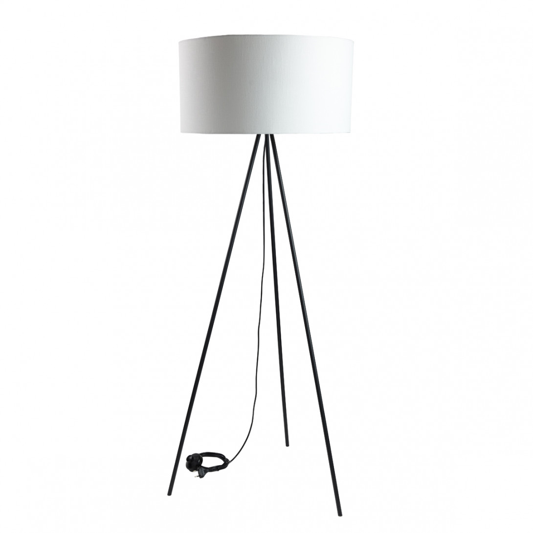 Lampa podłogowa TRINITY I biała LGH0521