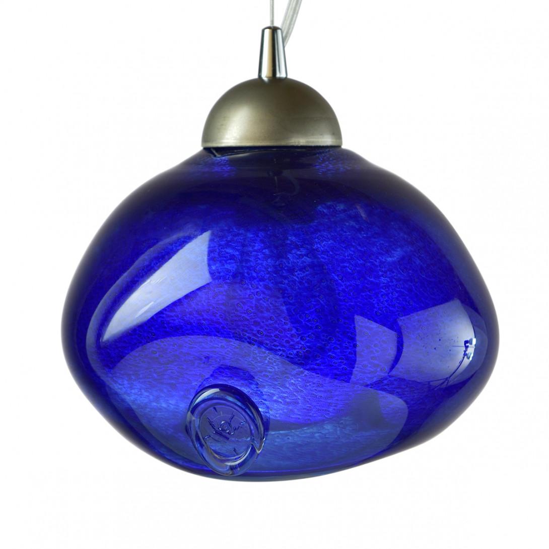 Pendant lamp MEDUSE cobalt LGH0255 - gie el