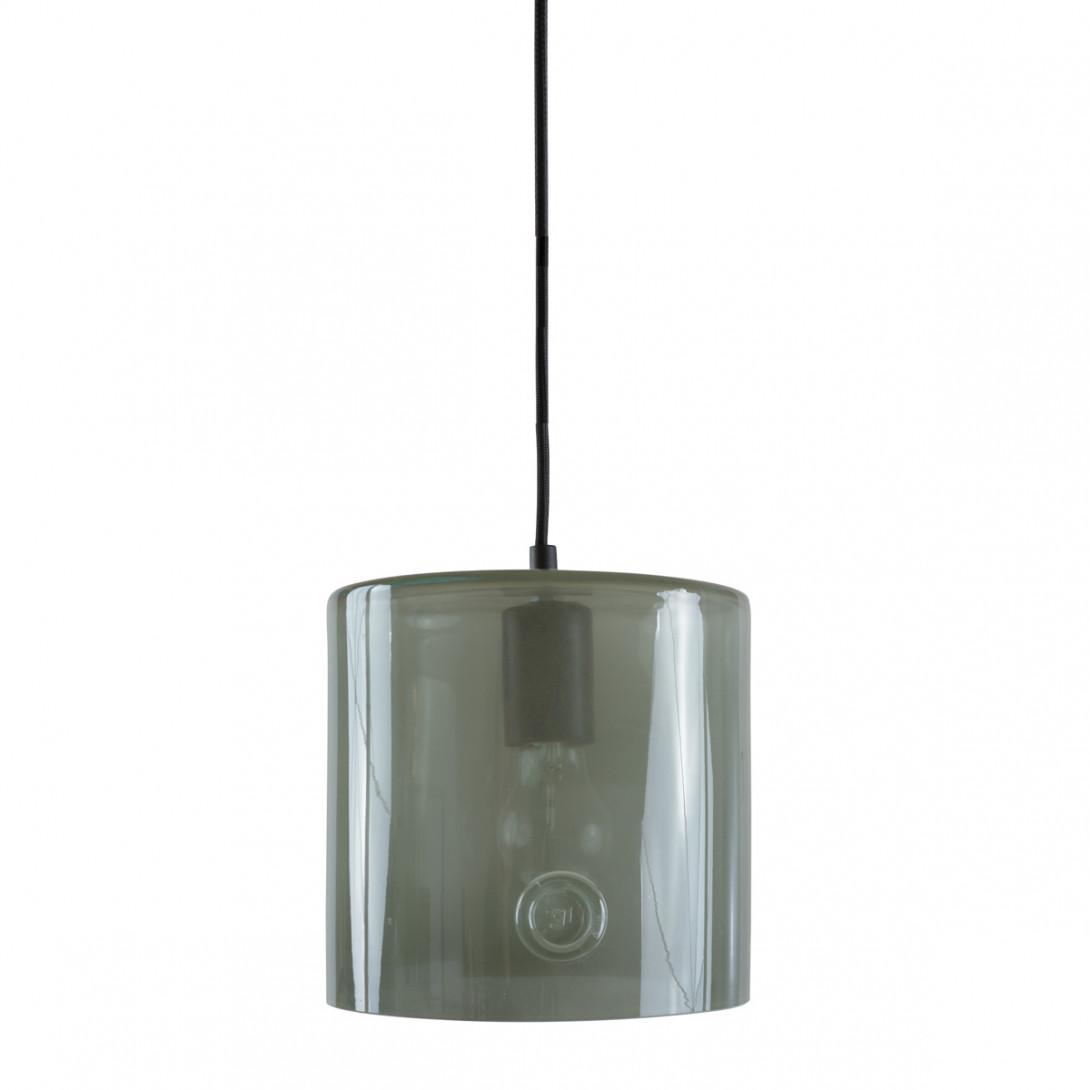 Glass pendant lamp NEO I LGH0423 gray - gie el