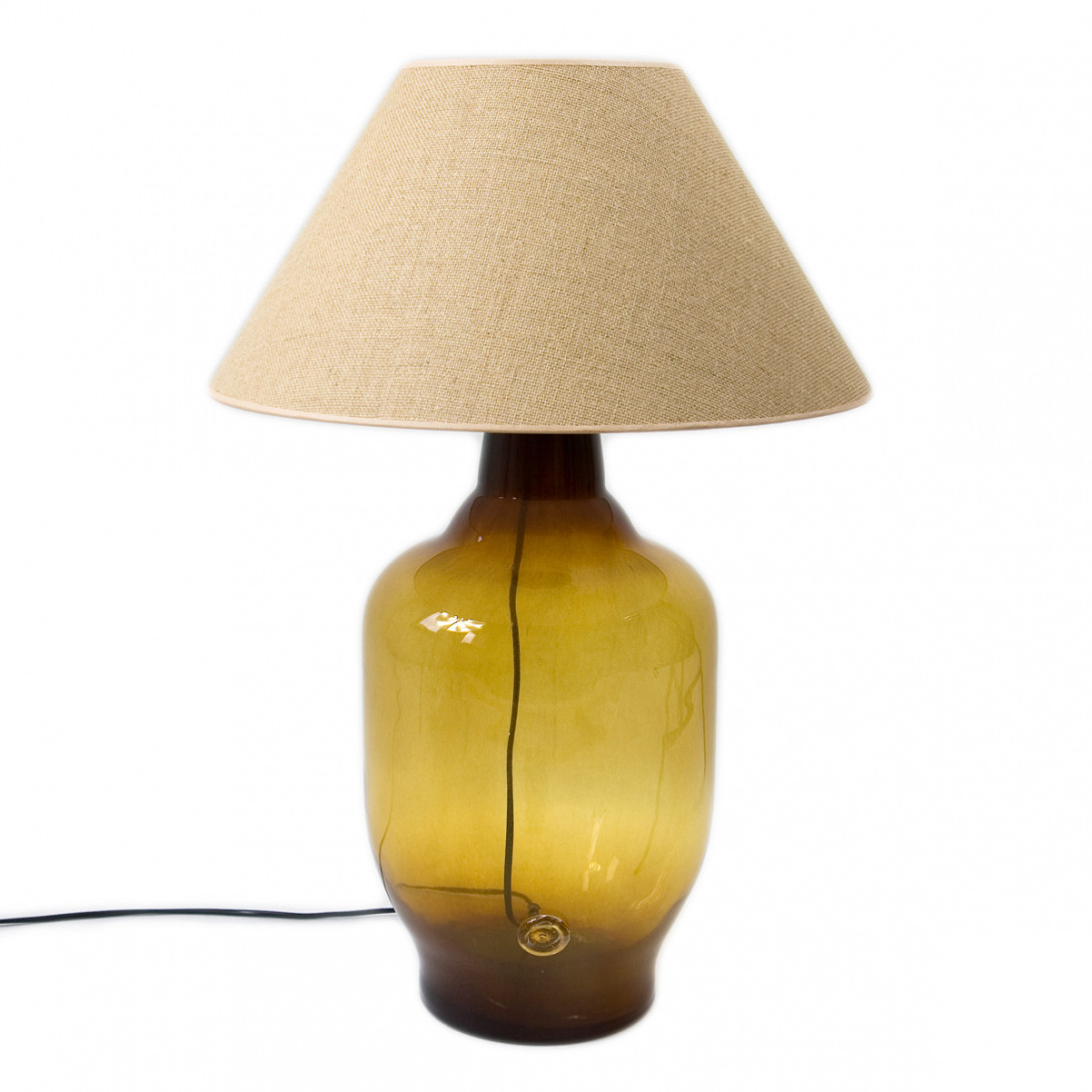 Glass table lamp BEE honey LGH0180 - gie el