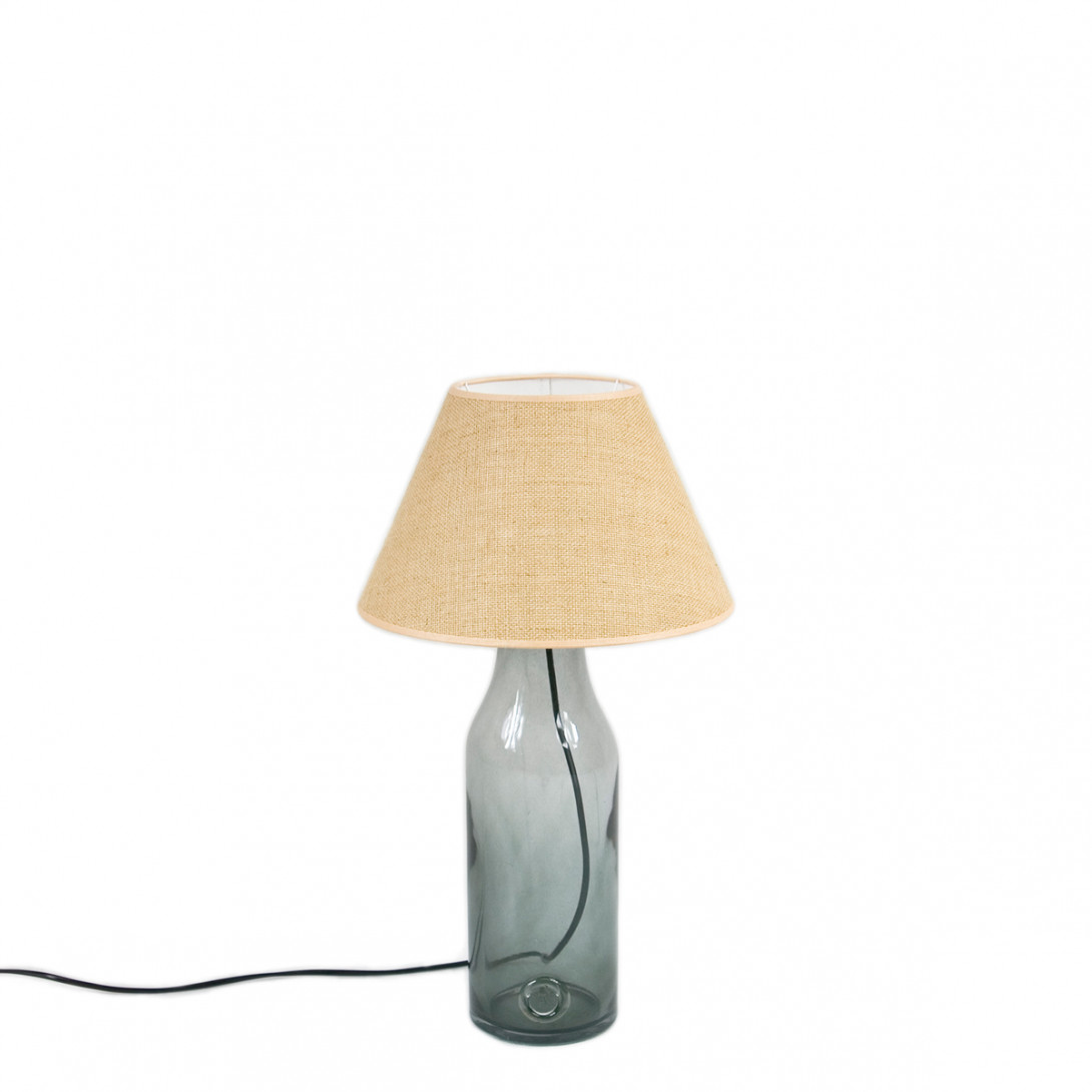 Glass table lamp FOG small LGH0190 - gie el