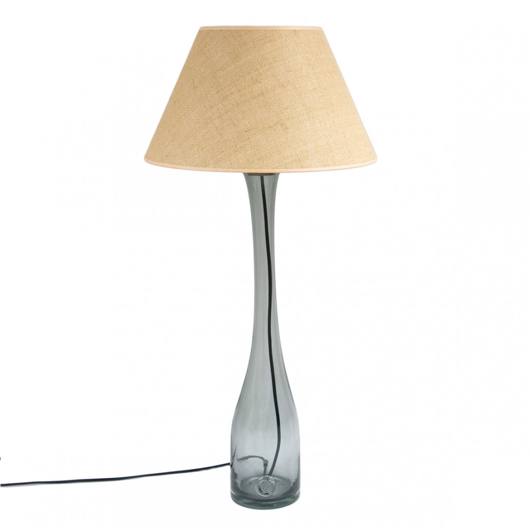Glass table lamp FOG big LGH0192 - gie el