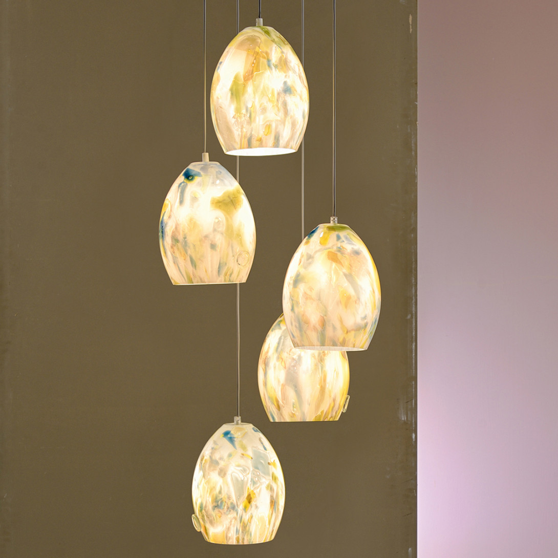 Chandelier SPACE 5 LGH0720