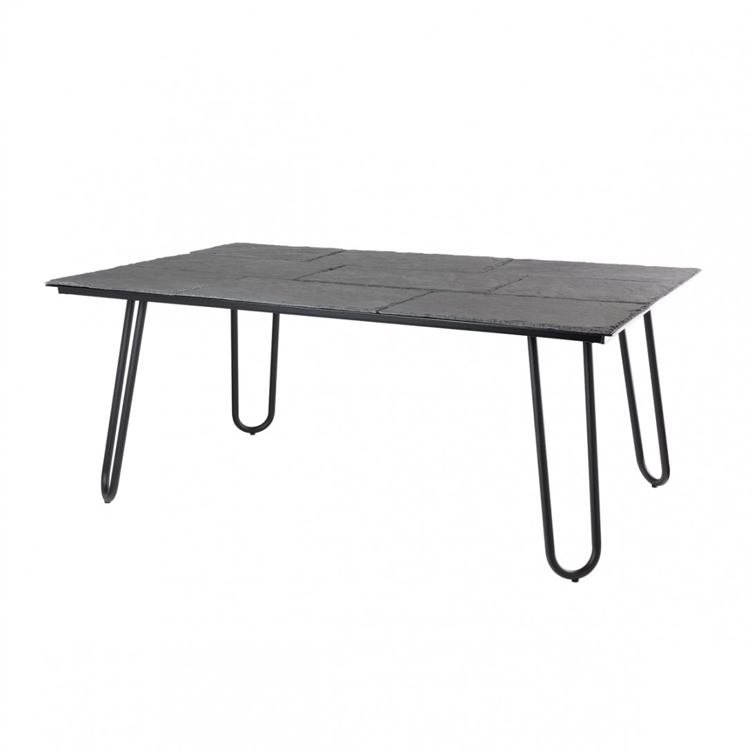 Kamienny stolik kawowy ZEN V-2 FCT0274 - gie el