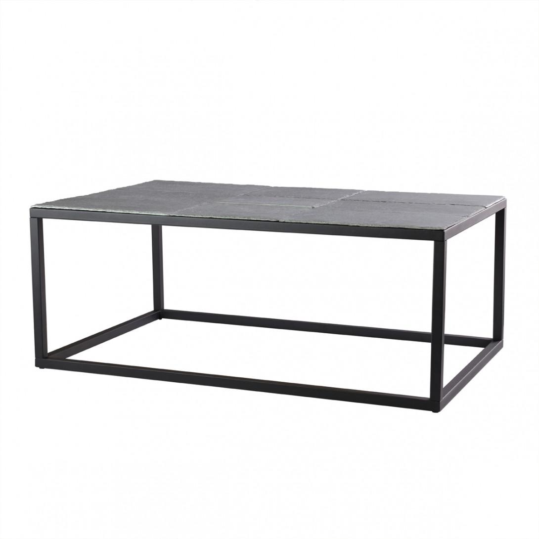 Coffee table ZEN A-1 black frame FCT0273 - gie el