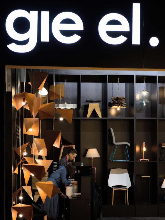 Gie El na targach IMM 2018 - Gie El