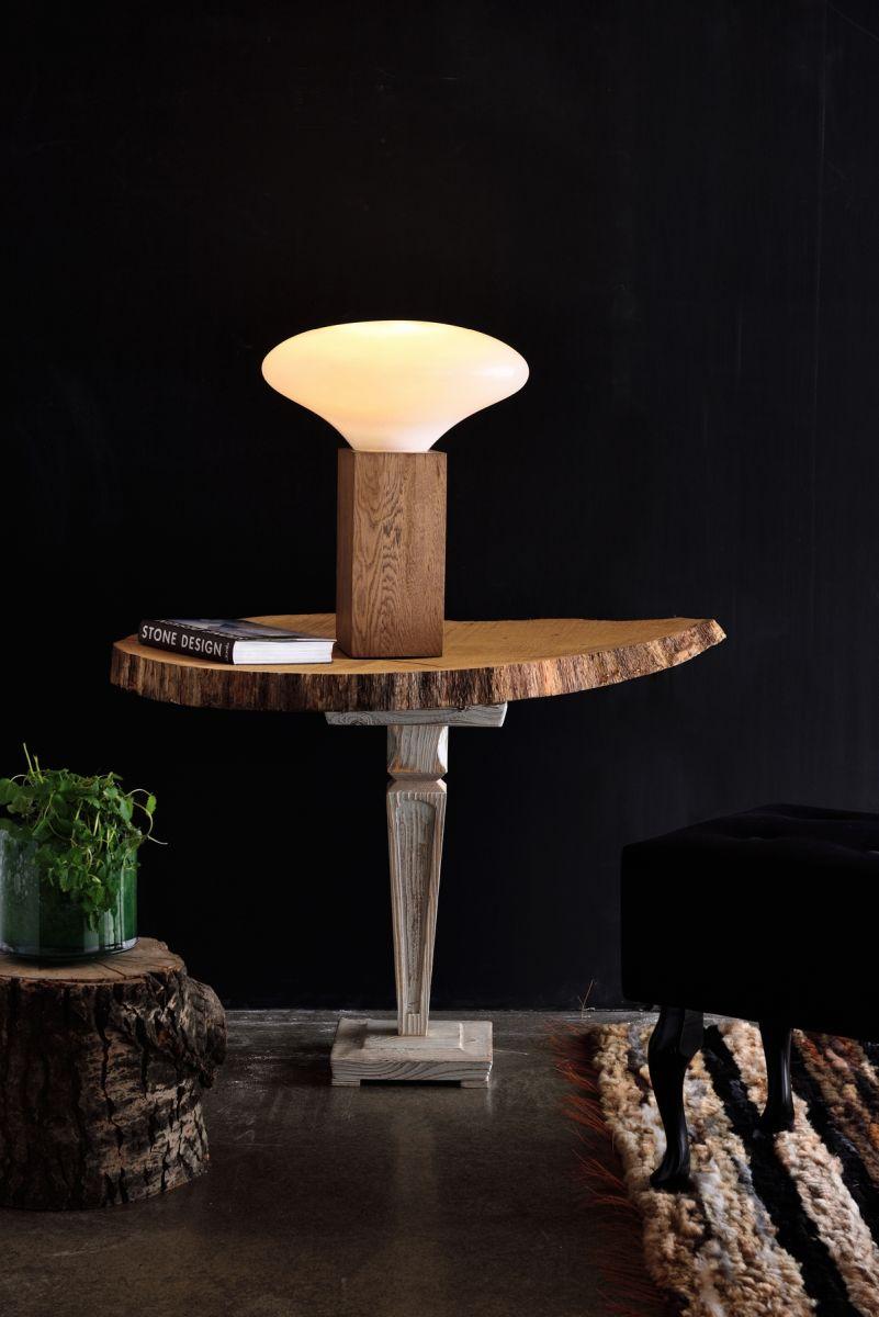 Lampa stołowa COCOON BIG AQUAREL LGH0611 - Gie El