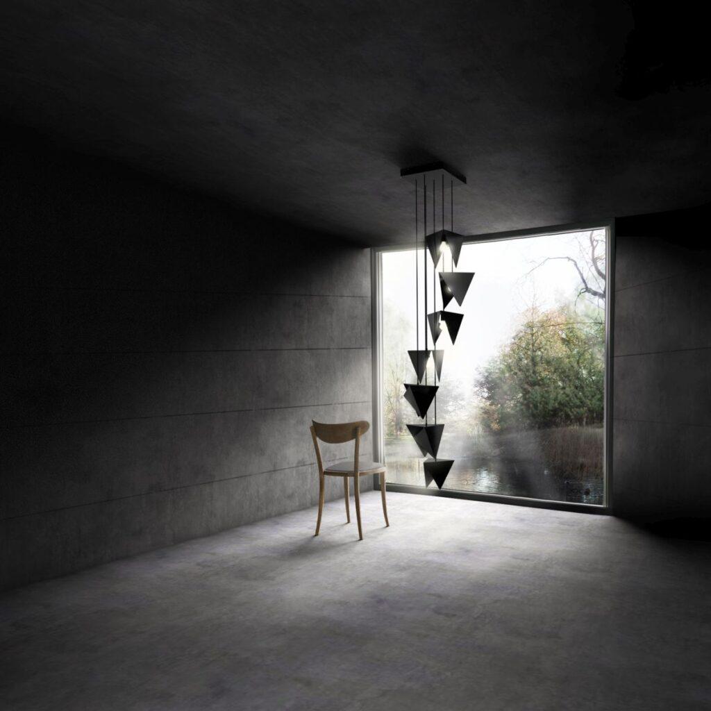 Gie El - pendant lamp design
