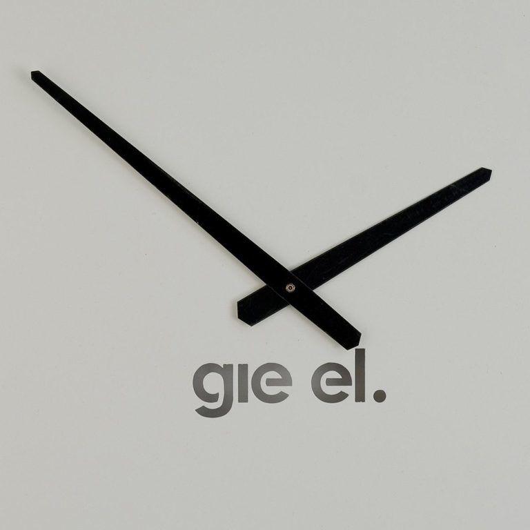 Zegar ścienny ROUND biały ACL0031