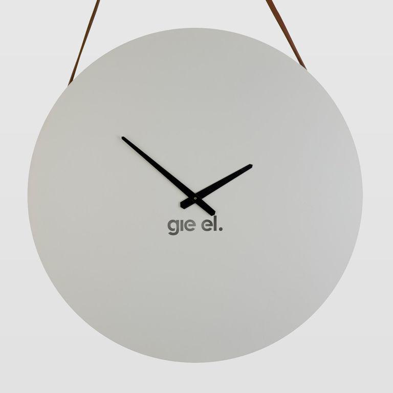 Zegar ścienny ROUND biały ACL0031 - Gie El