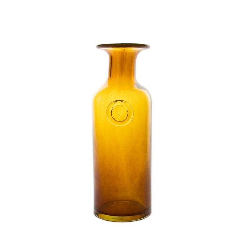 Szklana karafka COLLAR miodowa AGL0120 - Gie El
