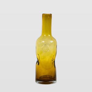 Szklana karafka złota SQUEEZED AGL0250 - Gie El