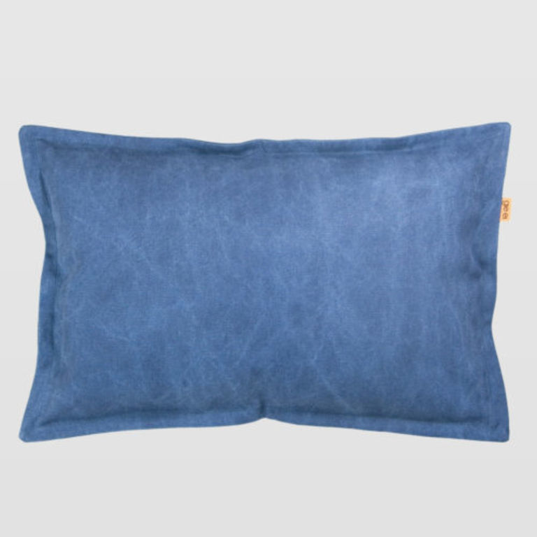 blue cushion APL0100