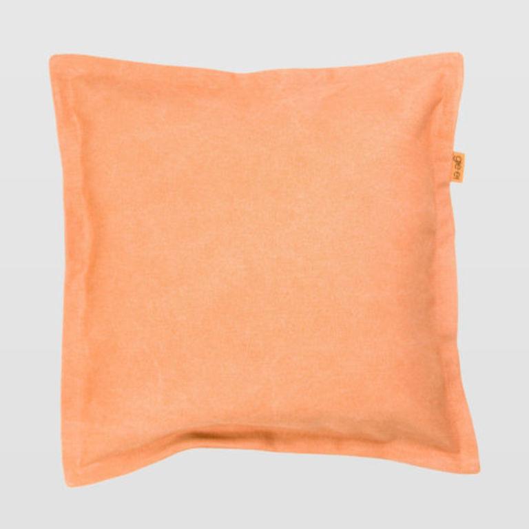 orange cushion APL0112