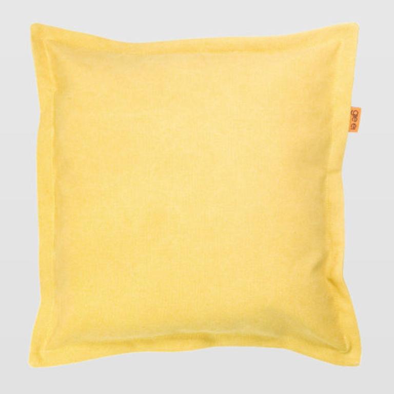 yellow cushion APL0113