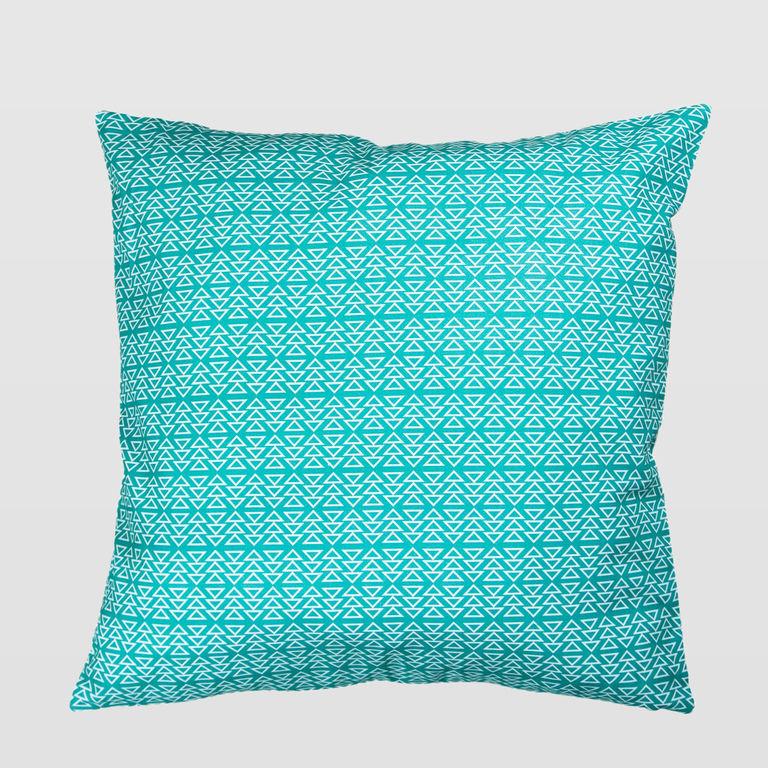 turquoise cushion APL0120