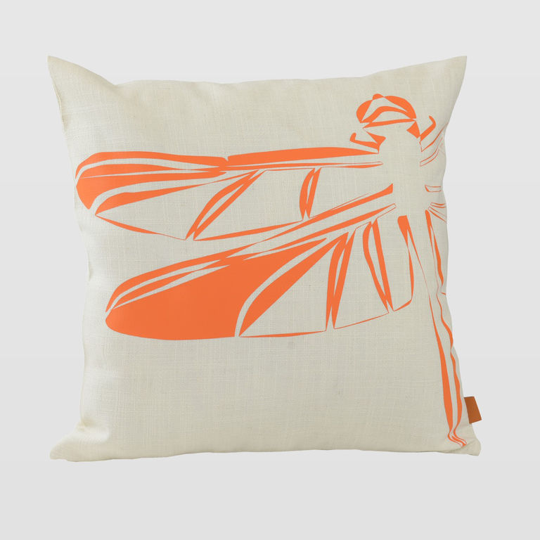 Cushion with graphic APL0150