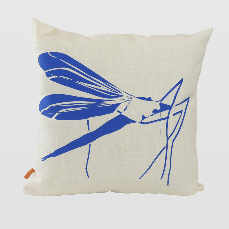 Pillow with a theme mosquito APL0151