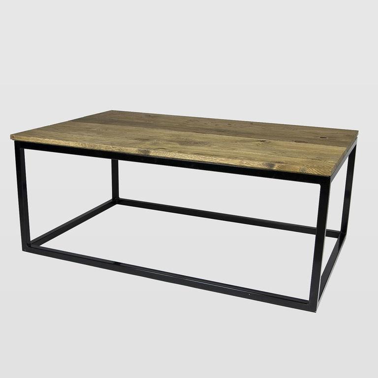Oak coffee table FRAMED FCT0050