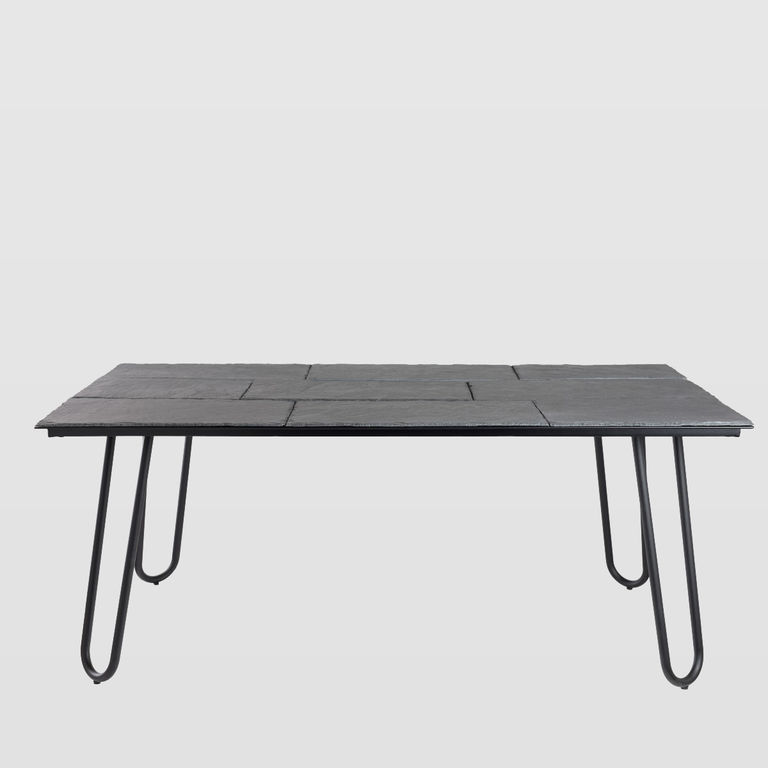 table with bent legs FCT0274
