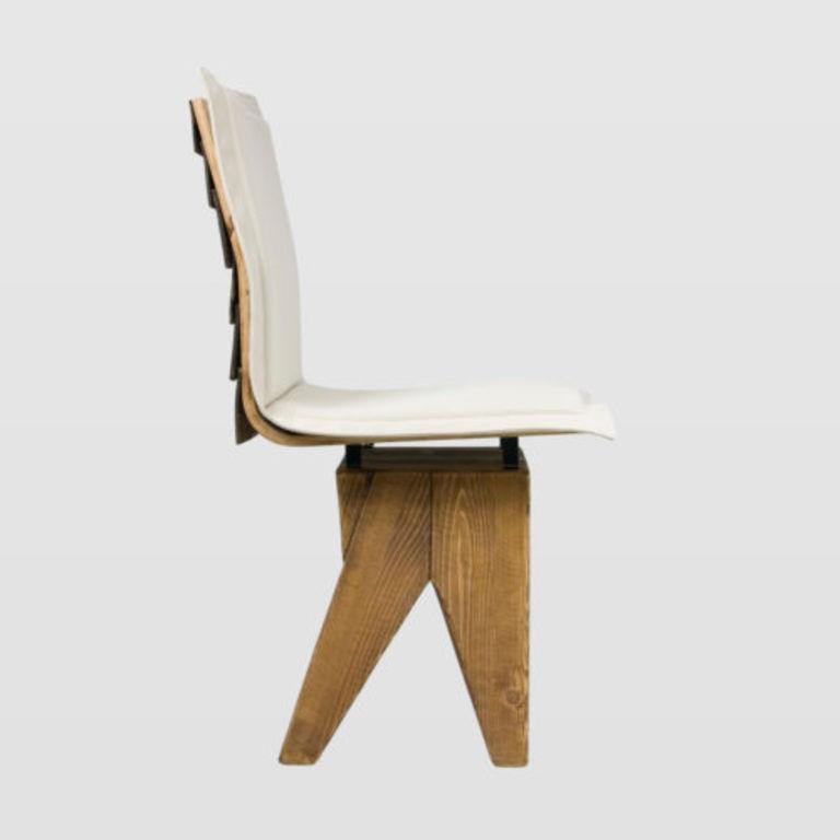 Scandinavian style chair FST0163