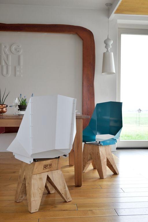 geometric chair FST0324