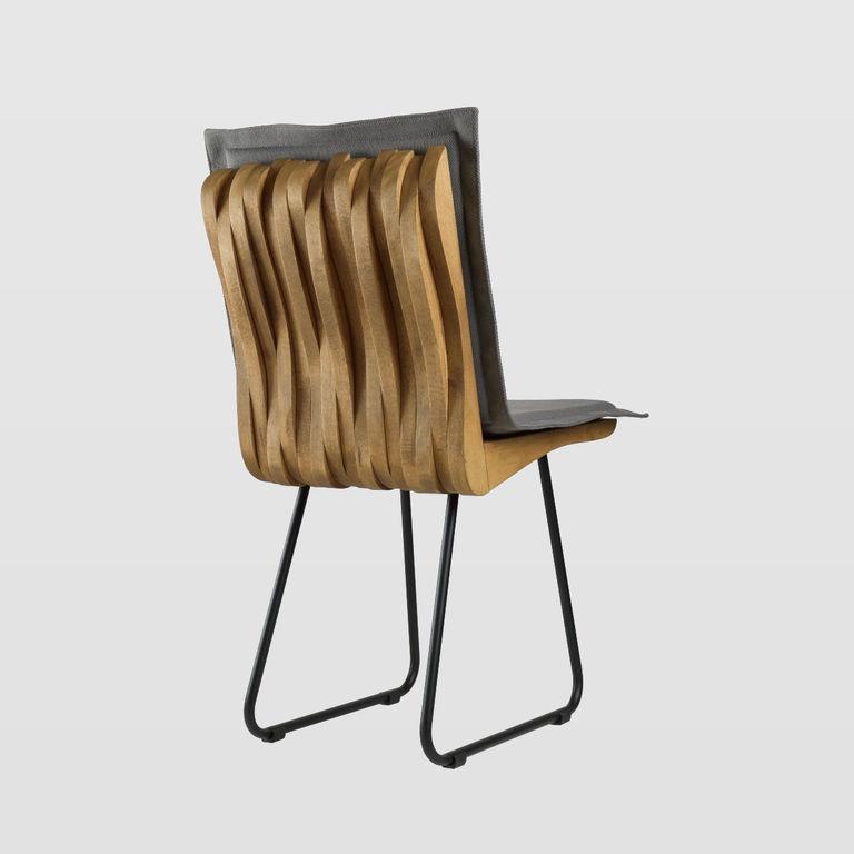 oak chair FST0340