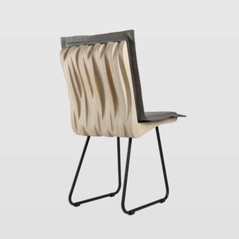 Wooden chair FST0343