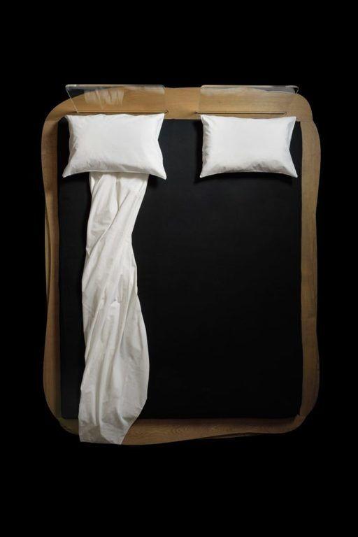 Gie El łóżka do sypialni łóżko ORGANIQUE bed bedroom