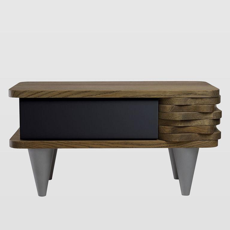 bedside table 30 cm FUR0122