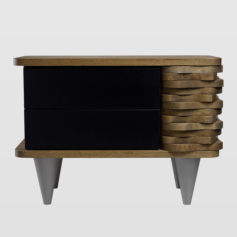 bedside table with drawers FUR0132