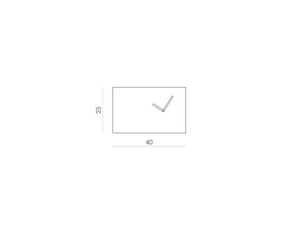 modern wall clock ACL0041 DWG