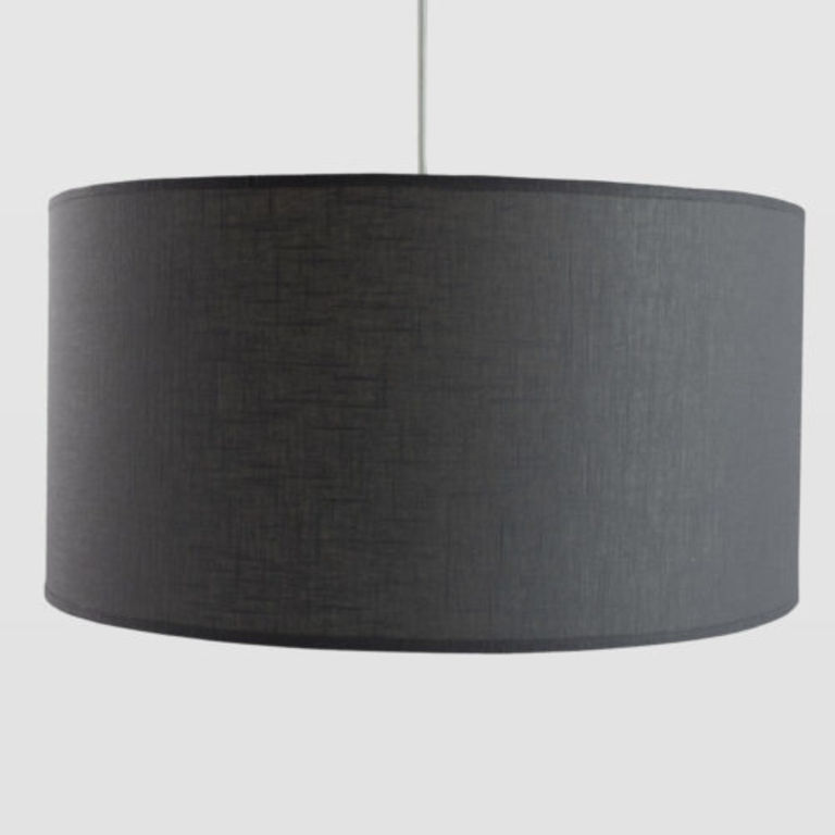Pendant lamp in gray LGH0500