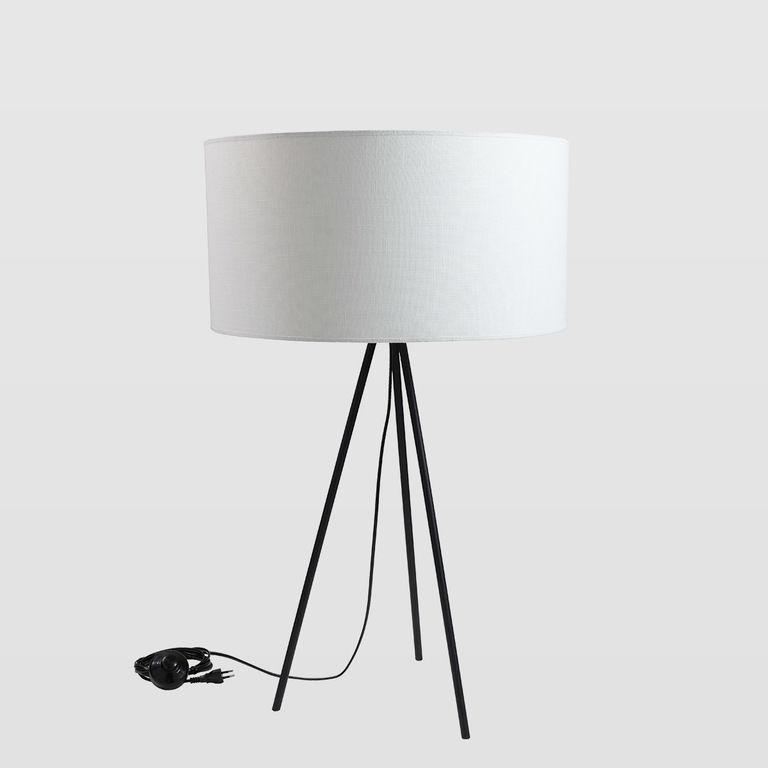 white lamp tripod LGH0511