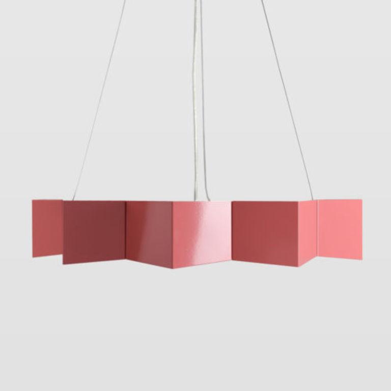 Pink lamp LGH0535